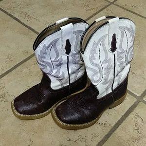 Roper kids cowboy boots